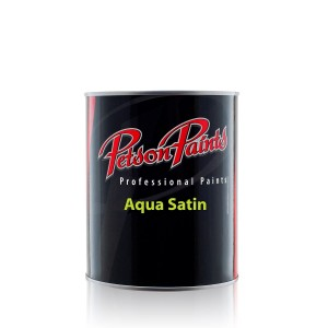 Petson Paints Aqua Satin